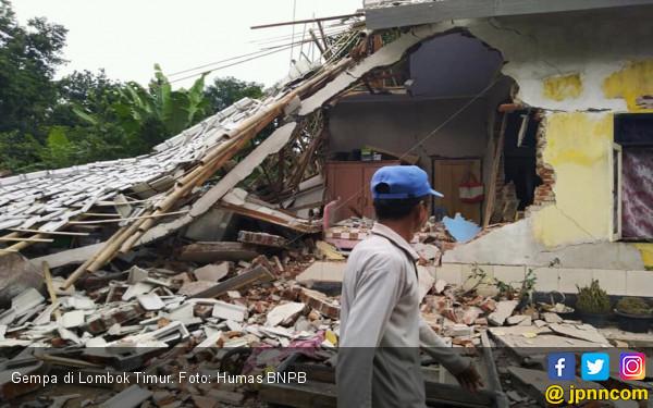 475 Orang Meninggal Dunia di Bencana Alam Tahun Ini - JPNN.com