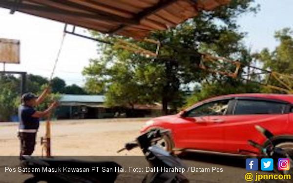 Disnaker Siap Bantu Penyelesaian Hak Pekerja Jika PT San Hai Ditutup - JPNN.com