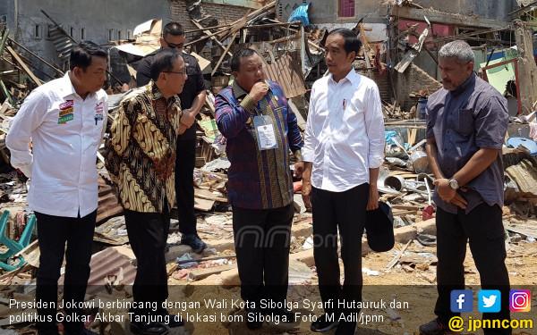 Jokowi Tolak Mentah-Mentah Saran Kapolri - JPNN.COM