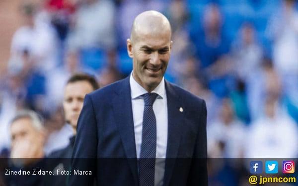 Debut Zinedine Zidane Berbuah Kemenangan Tanpa Kebobolan - JPNN.COM