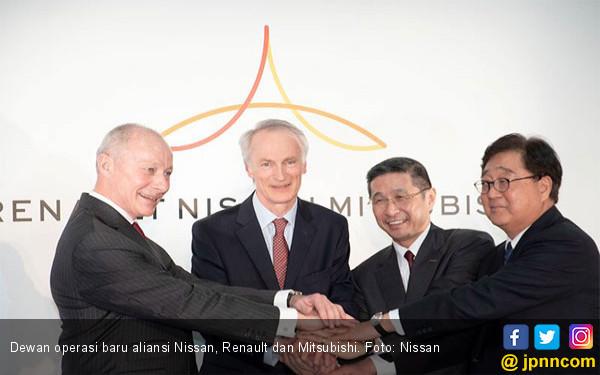Nissan Pastikan Tidak Akan Meninggalkan Aliansi - JPNN.com