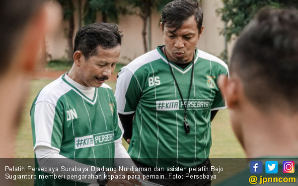 Rahasia Djadjang Nurdjaman Bawa Persebaya Hancurkan Persib - JPNN.com