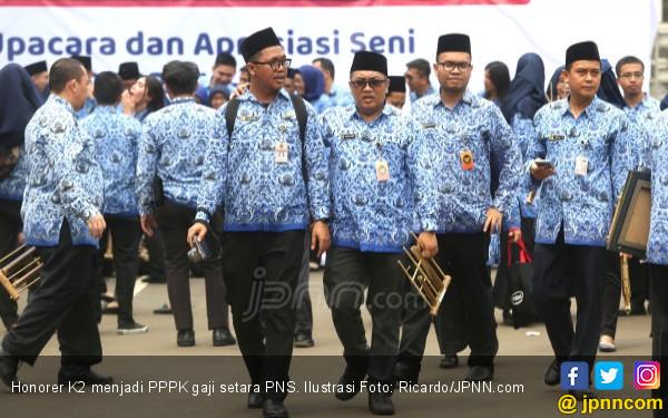 Penjelasan BKN Seputar Pengumuman Hasil Seleksi PPPK - JPNN.com