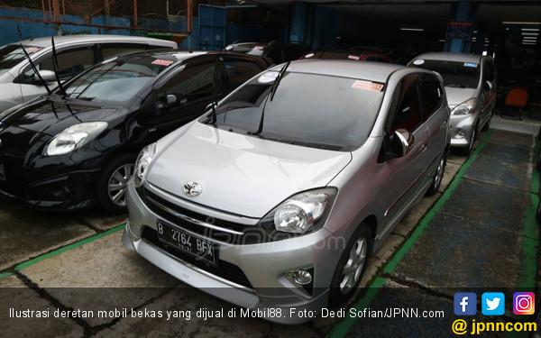 Pasar Mobil Bekas Diprediksi Bergairah Mulai Akhir Tahun - JPNN.com
