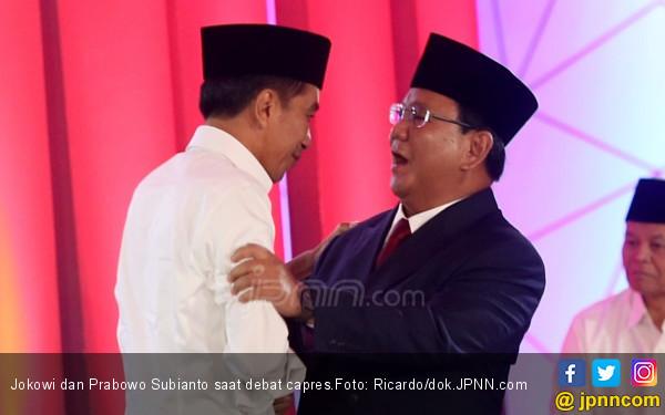 Terungkap, Sudah Ada Deal – deal Tahap Awal Rekonsiliasi Jokowi - Prabowo - JPNN.com