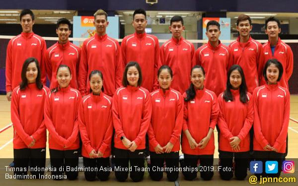 Bukan Indonesia Enggak Mau Juara di Badminton Asia Mixed Team Championships, tapi.. - JPNN.com
