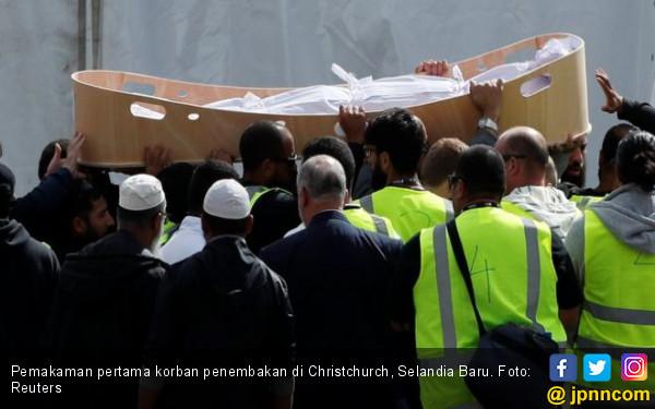 Kedubes Selandia Baru Yakin Pelaku Penembakan di Masjid Akan Mendekam Lama di Penjara