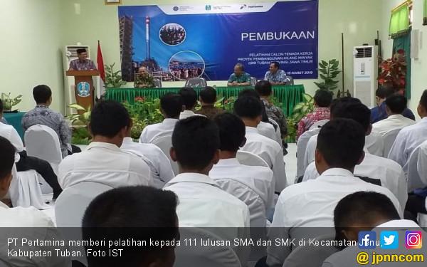 Lewat Cara ini, Pertamina Memberdayakan Putra Daerah - JPNN.com