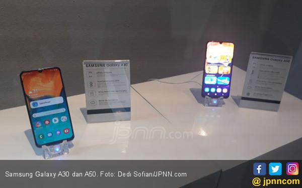 Samsung Siapkan 2 Model Baru Galaxy A Series - JPNN.com