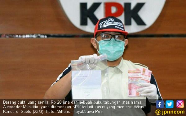 KPK Resmi Tetapkan Direktur Krakatau Steel Wisnu Kuncoro Sebagai Tersangka - JPNN.COM