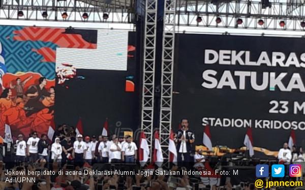Pasang Target Realistis, Jokowi Sebut Angka 70 Persen - JPNN.COM