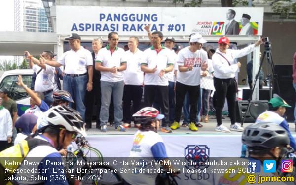 Wiranto: Pemilu Tidak Harus Berseteru - JPNN.COM