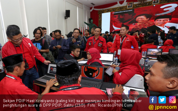 Jurus Kampanye Murah Meriah Ala PDIP demi Gaet Pemilih - JPNN.com
