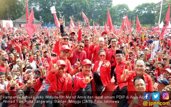 Ini Nama – nama Caleg Pendatang Baru dari PDIP Gusur Petahana - JPNN.com