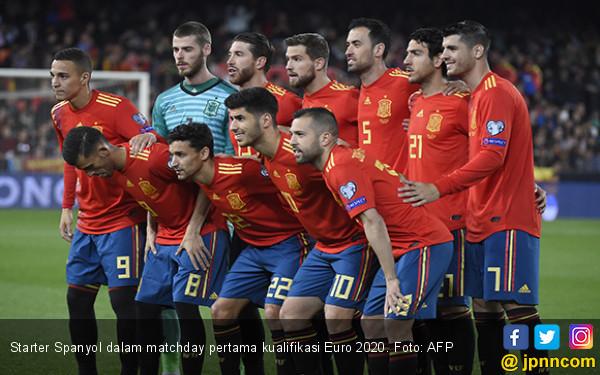 Kualifikasi Euro 2020: Enrique Bilang Spanyol Pantas ...