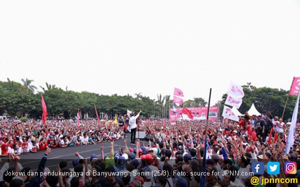 Ferdinand Demokrat: Elektabilitas Jokowi Tinggi, tapi Kampanyenya Sepi - JPNN.com