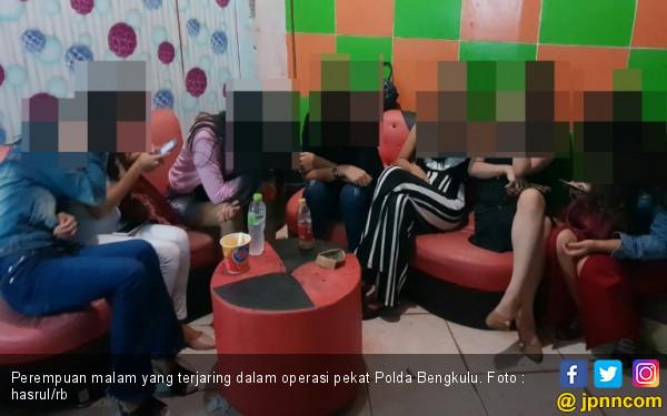 12 Wanita Malam Terjaring Operasi Pekat di Bengkulu - JPNN.com