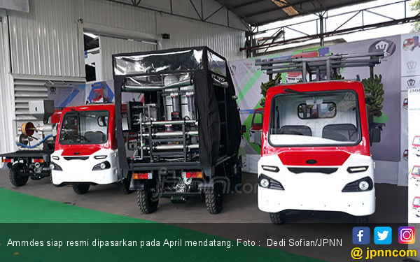 AMMDes Resmi di Pasarkan Bulan Depan, Intip Spesifikasinya - JPNN.com