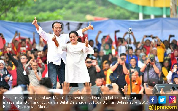 Saat Pilpres 2014, Jokowi juga Janji Hapus Unas