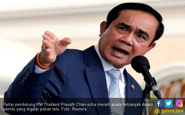 Jangan Ditiru Ya, Kecurangan Petahana di Pemilu Thailand Parah Banget - JPNN.com