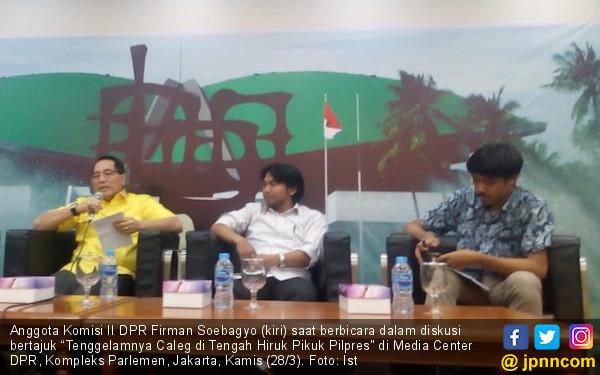 DPR: Masyarakat Anggap Pilpres Lebih Penting Dibanding Pileg