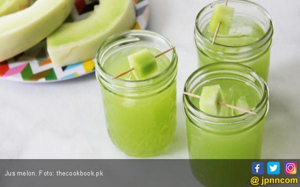 11 Manfaat Kesehatan dari Jus Melon, Anda Harus Coba! - JPNN.com
