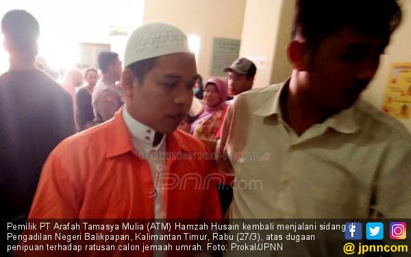 Hamzah Beli 40 Mobil Pakai Uang Calon Jemaah Umrah - JPNN.com