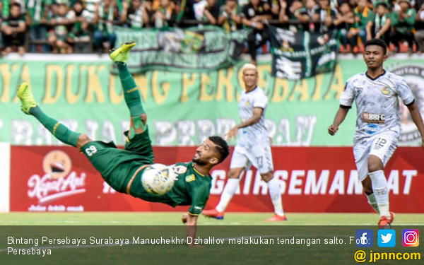 Kondisi Persebaya Mengkhawatirkan Jelang Lawan Bali United - JPNN.com