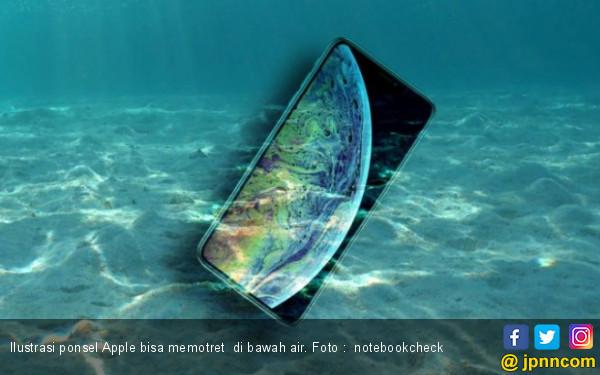 Apple Tingkatkan Fitur Waterproof di Perangkat iPhone - JPNN.com
