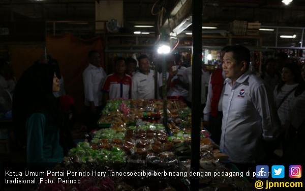 Hary Tanoe Beber Cara Kembangkan Pasar Tradisional - JPNN.com