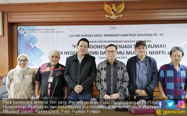Film Indonesia Belum Jadi Tuan Rumah di Negeri Sendiri, Ini Alasannya - JPNN.com