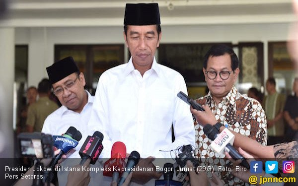 4 Menteri Ini Diprediksi Masuk Lagi di Kabinet Jokowi – Ma'ruf - JPNN.com