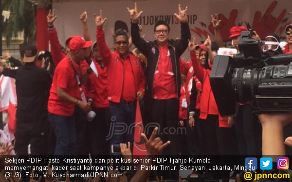 PDIP Tak Rela Seinci pun Kandang Banteng Dimasuki Lawan - JPNN.com