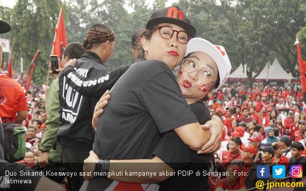Demi Jokowi, Srikandi Koeswoyo Gubah Lagu Kolam Susu - JPNN.com