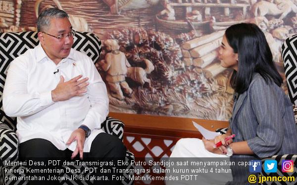 Mendes: Kepala Desa yang Tidak Korupsi Jangan Dikriminalisasi - JPNN.com