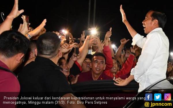 Jokowi Siapkan Pidato Kemenangan, Apa Isinya? Nih Bocoran dari Pak Luhut - JPNN.com