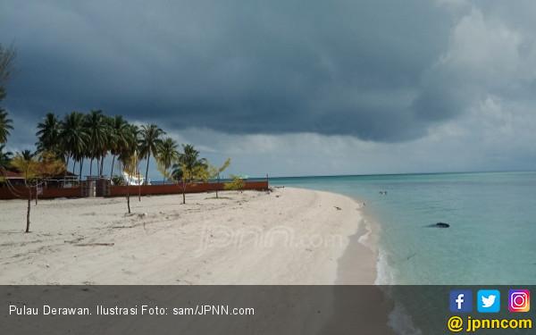 Ayo Jadikan Pulau Derawan Sebagai Kek Pariwisata Jpnn Com