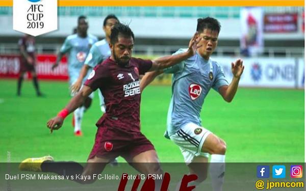 Gol Injury Time Buyarkan Kemenangan PSM Makassar