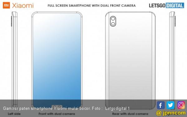 Xiaomi Ajukan Paten Desain HP dengan Panel Surya - JPNN.com