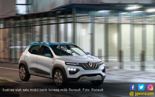 Renault Mengencangkan Ikat Pinggang, Jual 10 Dealer dan Kantor Pusat - JPNN.com