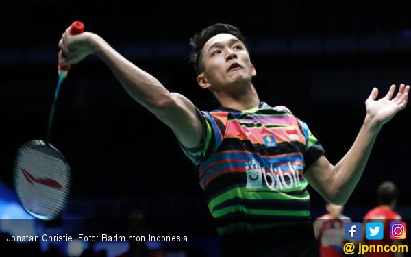 Kalah dari Chen Long, Jojo Kandas di Semifinal Malaysia Open 2019 - JPNN.com