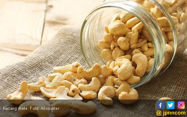 15 Manfaat Mengonsumsi Kacang Mete