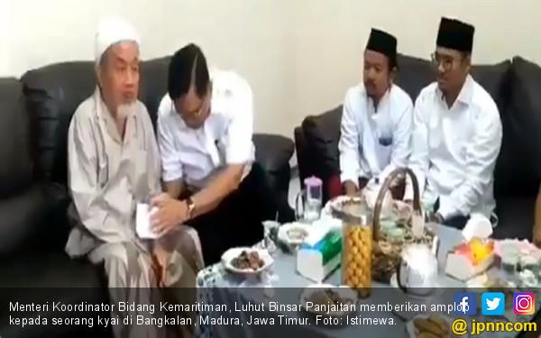 Pak Luhut Amplopi Kiai, ACTA Lapor Bawaslu - JPNN.com