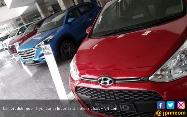 Rencana Bangun Pabrik, Hyundai Indonesia Incar Produksi MPV dan SUV - JPNN.com