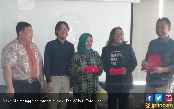 Next Top Writer : Kompetisi Novel Hadiah Total Ratusan Juta Rupiah - JPNN.com