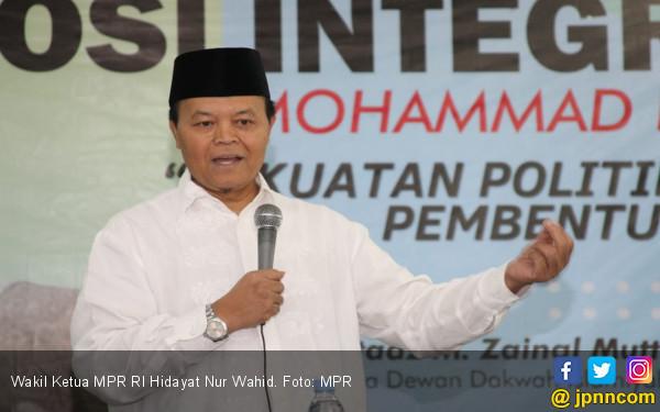 HNW: Kalau MK Putuskan Prabowo yang Menang, Bagaimana? - JPNN.com