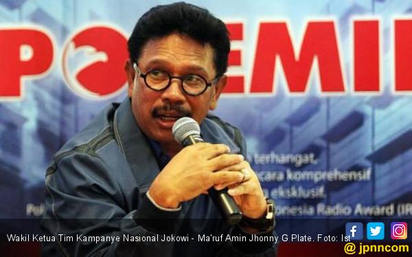 PD dan PAN Berpeluang Masuk Kabinet Jokowi, Sekjen NasDem Bilang Begini - JPNN.com