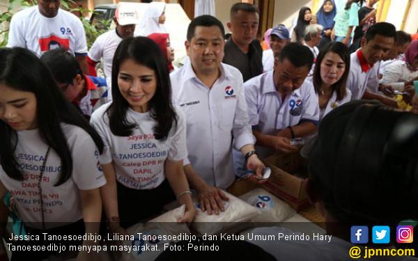 Perindo Tancap Gas Demi Huni 3 Besar Pemilu 2019 - JPNN.COM