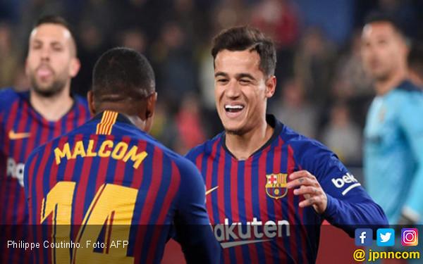 Barcelona Bakal Lepas Coutinho, Rakitic dan Umtiti - JPNN.com