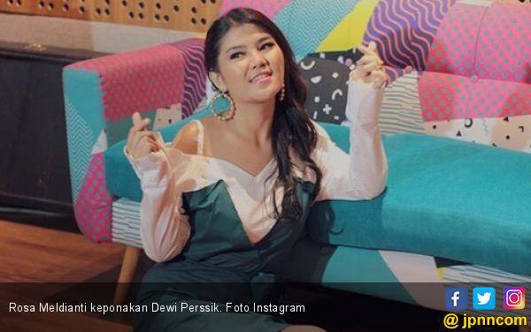 Ucapkan Belasungkawa, Keponakan Dewi Perssik Dibully Warganet - JPNN.com